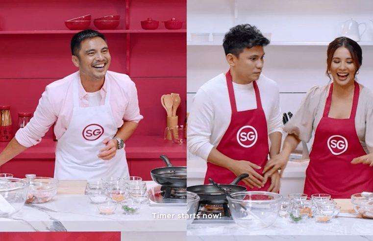 Zi Char or Char Lang? Karylle and Yael take on a Singaporean cooking char-llenge