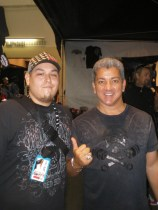 """""""The Voice of the Octagon"""" Bruce Buffer"""