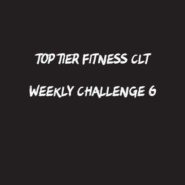 Kick-off to 2020 Week 6 Challenge