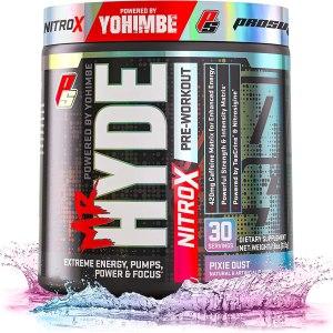 Mr. Hyde NitroX Pre-Workout