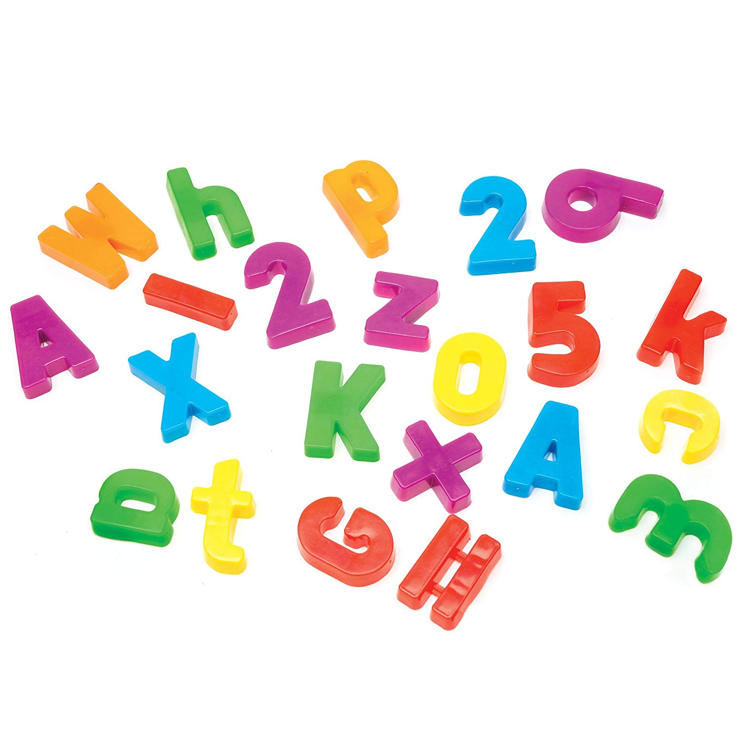 Learning Resources Magnetic Alphabet Amp Numbers Does Not