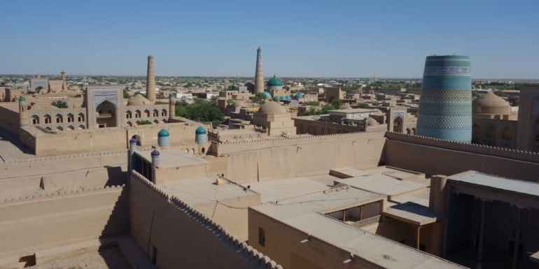 Old Town of Khiva