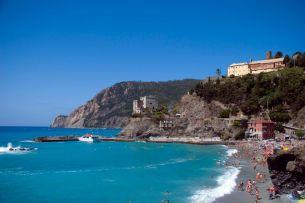 Playa de Tragagià (Monterosso), vía web Cinque Terre