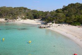 Cala Turqueta, foto de menorca-tourism.net