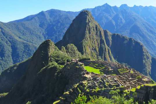 TOP TRIP ADVENTURE | PERU | MACHU PICCHU