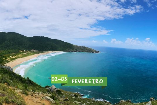 TOP TRIP ADVENTURE | LAGOINHA DO LESTE | FLORIANOPOLIS