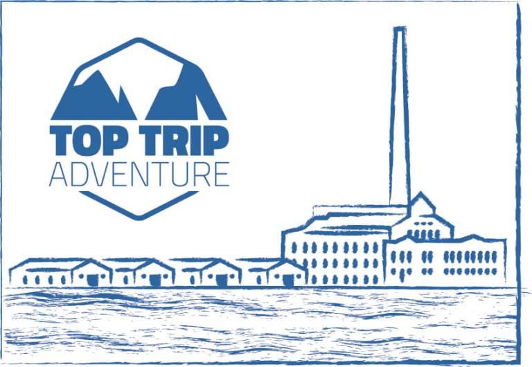 TOP TRIP ADVENTURE | LOGO PORTO ALEGRE