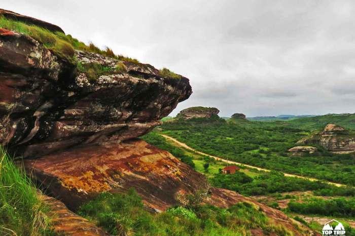 Caçapava Do Sul – Guaritas, Pedra Segredo e Minas Camaquã