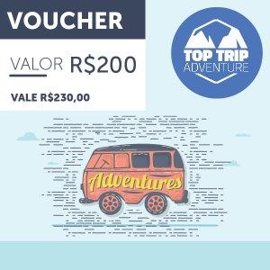 TOP TRIP ADVENTURE | VOUCHER 200