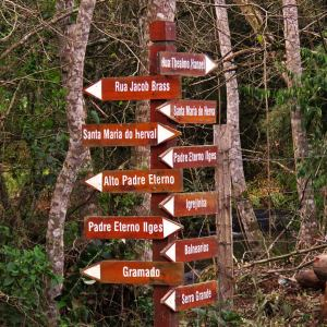TOP TRIP ADVENTURE | SANTA MARIA DO HERVAL | TRES DIVISAS