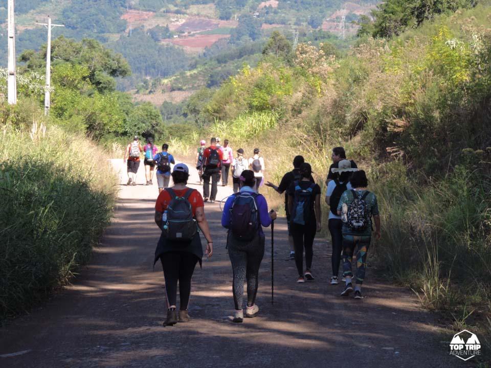 TOP TRIP ADVENTURE | CAMINHADA VALE REAL ALTO FELIZ