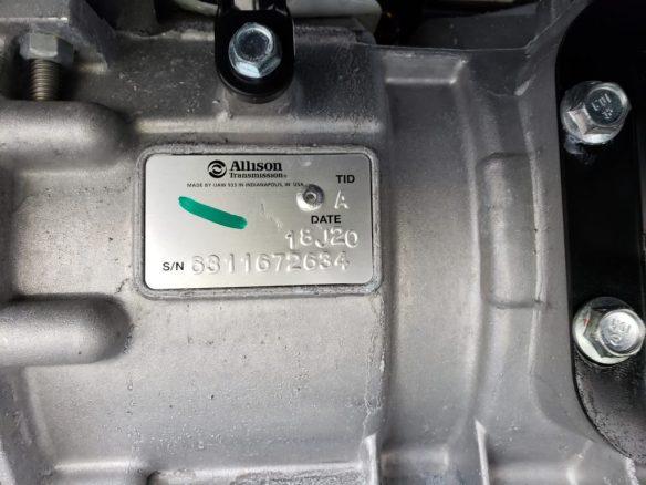 2019 Mitsubishi-Fuso FE160 GAS with 16 Morgan Body