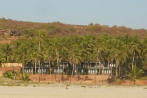 Отель на Мандреме в Гоа
