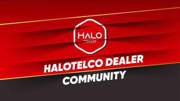 halo telco dealer community