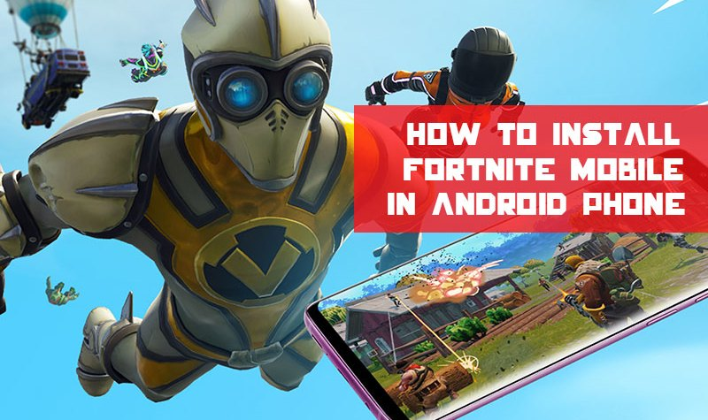 Get Fortnite Battle Royale Running On Almost Any Android