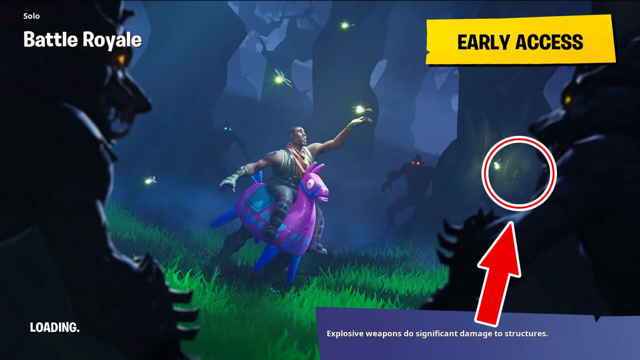 Fortnite Season 6 Week 2 Secret Banner Location Top Usa Games