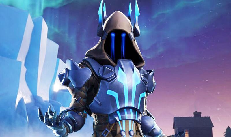 Fortnite Season 7 The Ice King Skin Review Challenge Leveling