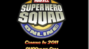 Marvel; Super Hero Squad Online