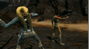 Star Wars: The Old Republic comienzan las pruebas