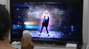 Michael Jackson Kinect, para el 2011