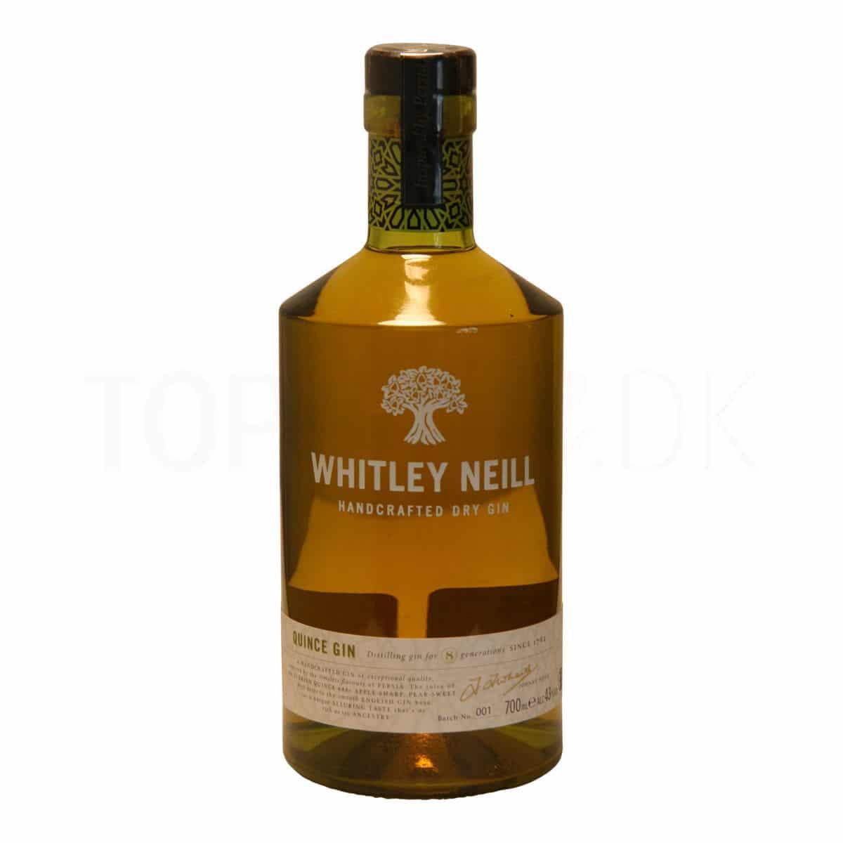 Topvine Whitley Neill kvaede gin