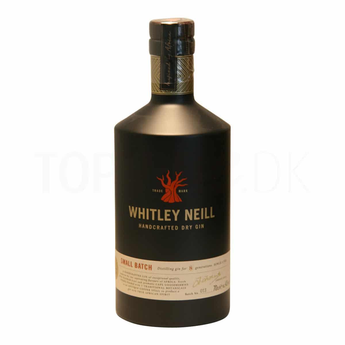 Topvine Whitley Neill small batch