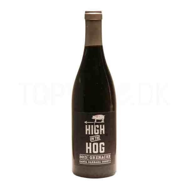 Topvine McPrice Meyers High on the hog 2013 Grenache – red