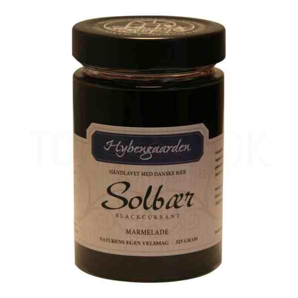 Topvine Hybengaarden Solbaer marmelade