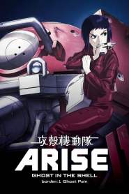 Ghost in the Shell: Arise – Border:1 Ghost Pain (2013)