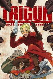 Trigun: Badlands Rumble (2010) VF