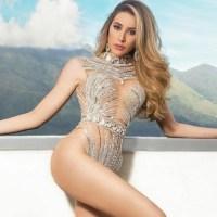 DIGNA REPRESENTANTE- Mariángel Villasmil luce su cuerpazo en traje de baño como toda una Miss UNIVERSO