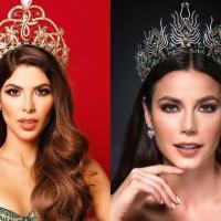 SE ARMÓ LA TRAMOYA- Fanáticos colombianos acusan a Miss Brasil, Julia Gama de burlarse de Miss Colombia, Laura Olascuaga en un Live