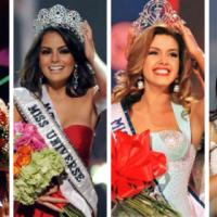 Las Miss Universo más altas de toda la Historia