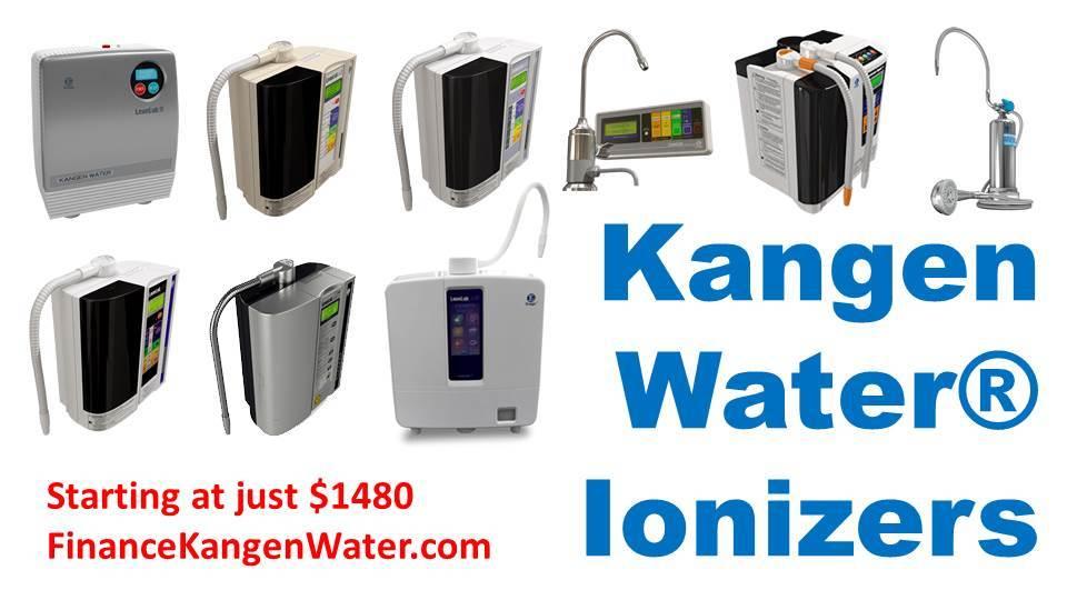 Top Water Ionizer Enagic K8 Kangen Water Ionizer
