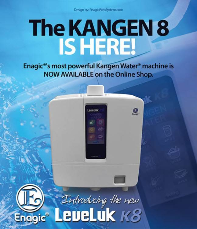 Top Water Ionizer