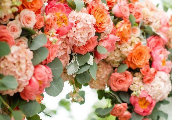 Using Local Wedding Flowers For A Green Wedding