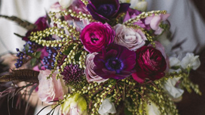 Fields Of Gold: Design A November Wedding Full Of Natural