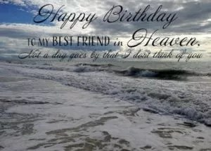Happy Birthday In Heaven Wishes Quotes And Greetings