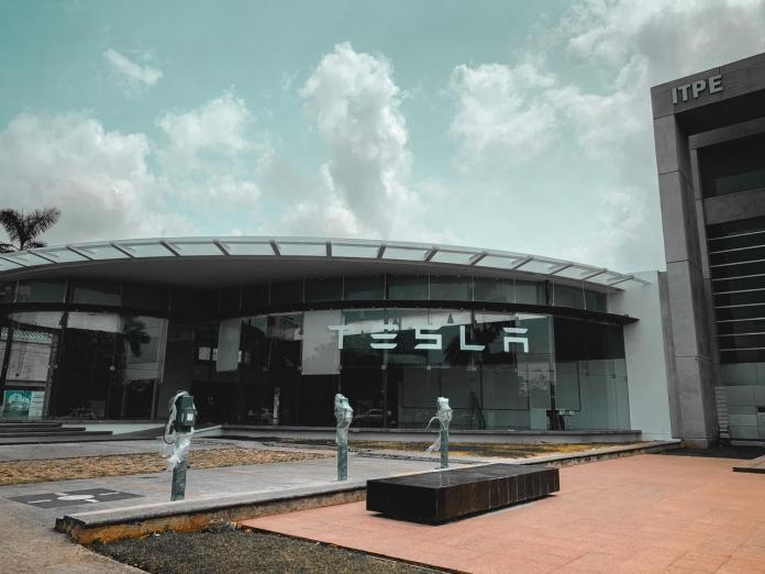 TESLA IN MERIDA YUCATAN
