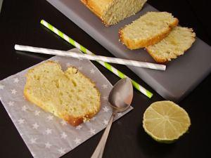 Cake au citron d'inspiration Pierre Hermé