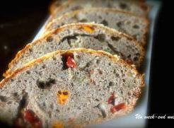 Cake sardine et tomate de Lucie