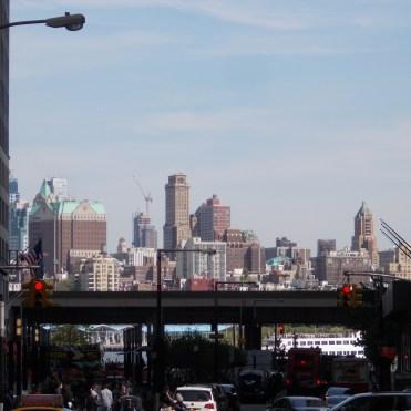 Brooklyn depuis Wall Street