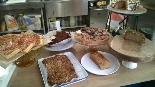Présentoir à gâteaux