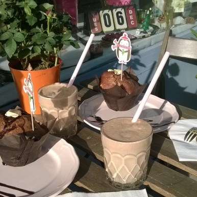 Milkshake nutella-spéculoos