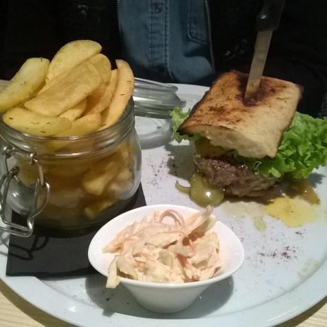 Burger classique