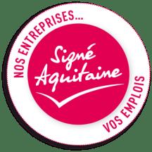 Logo signé aquitaine