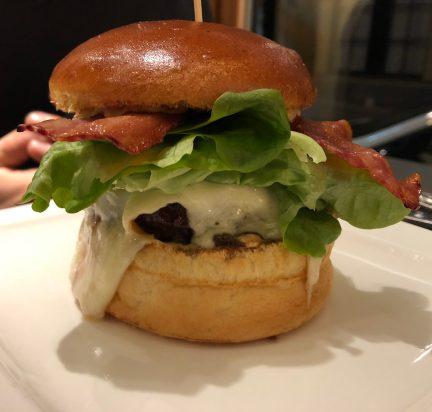 Burger Republic : Le Burgesaurus