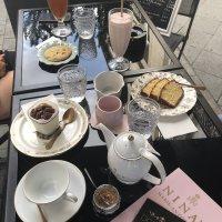 Octavie's : un goûter dans le boudoir de Marie-Antoinette