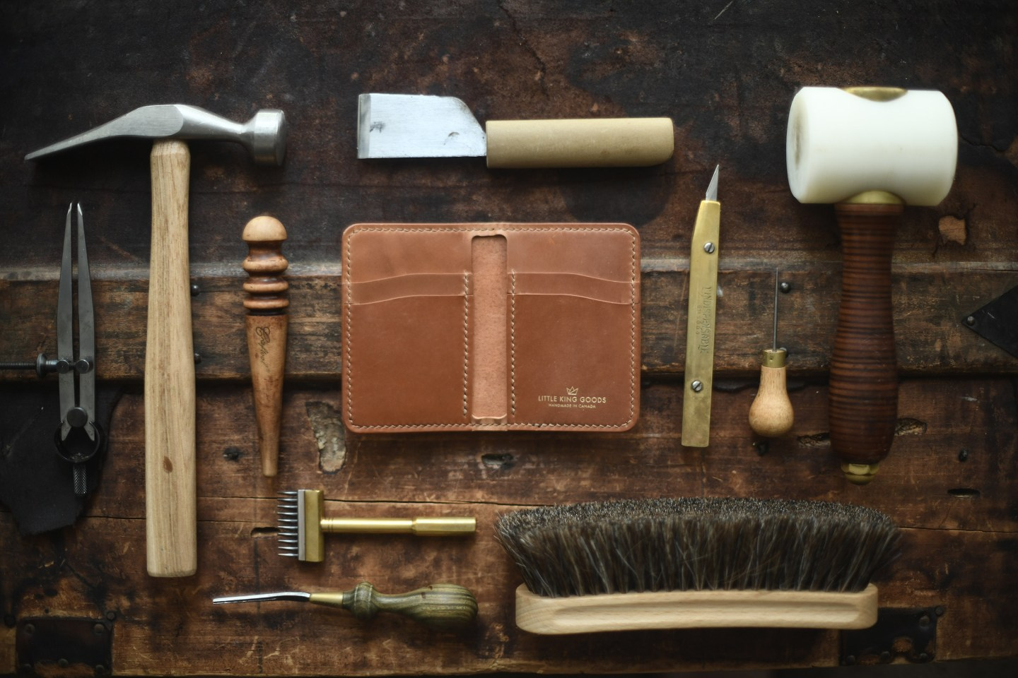 LEATHER OBSESSIONS:  LITTLE KING GOODS