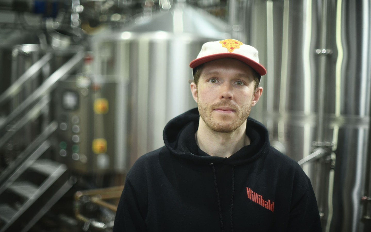 GETTING TO KNOW: WILLIBALD'S BREWER, JOE FREUND